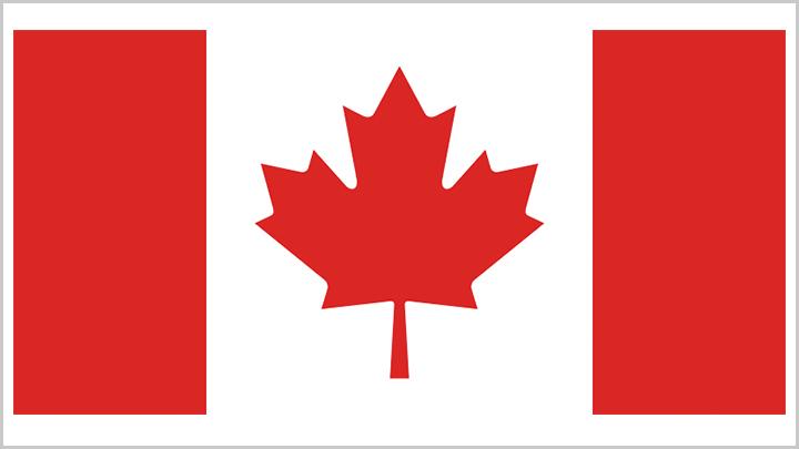 上海到加拿大